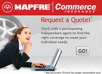 Commerce Insurance Company Automobile Quote On Line